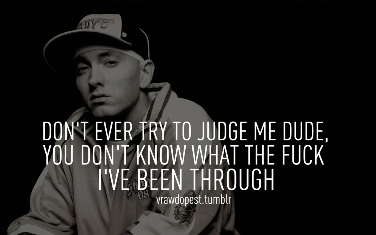 quotes by rappers about eminem quotesgram