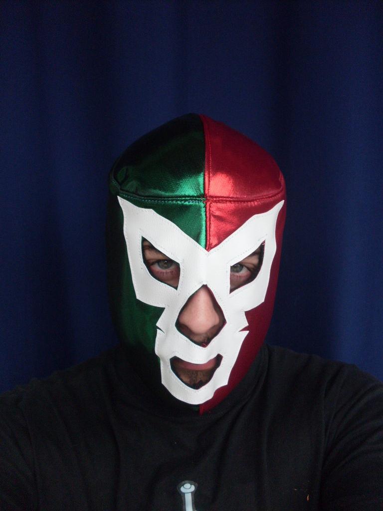 venta subasta mascaras de lucha libre mexicana semi profesio