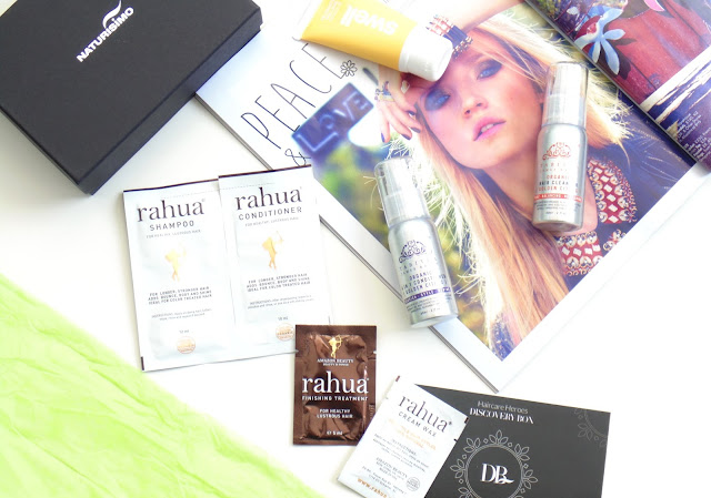 Naturisimo Hair Heroes Box (worth £34)