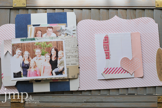 Hello Today Mini Album #heidiswapphellotoday #memoryfiles @heidiswapp @jamiepate