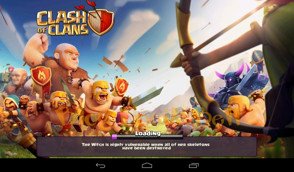 5 rahsia kejayaan clash of clans