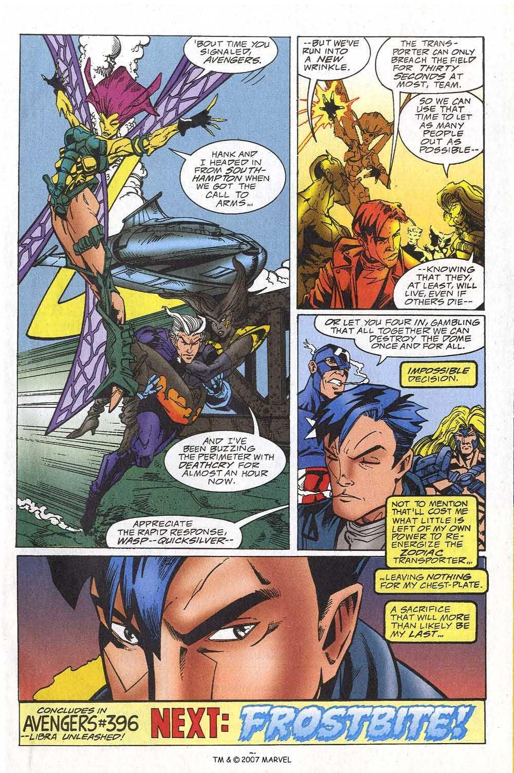 Captain America (1968) Issue #449c #405 - English 33