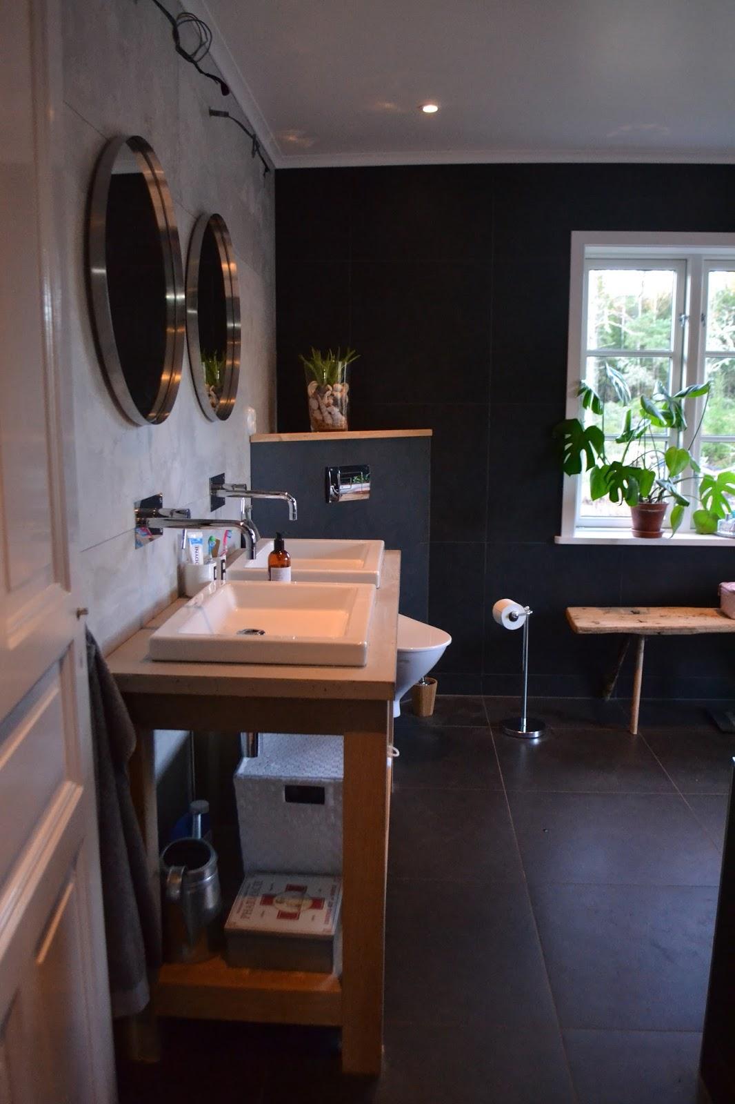 Boåsen: Före och efter: badrummet
