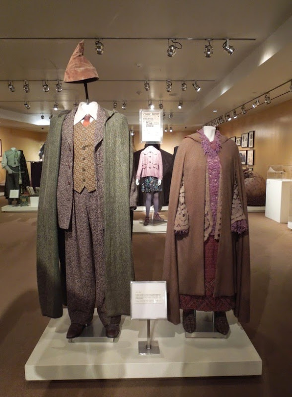 Arthur Molly Weasley Harry Potter movie costumes