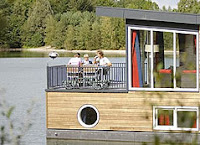 Center Parcs Hausboot