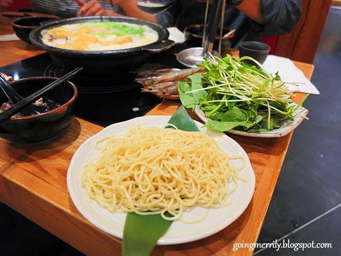 Ramen Noodles handmade