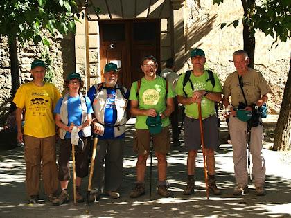 Caminada popular de Gaià 2011