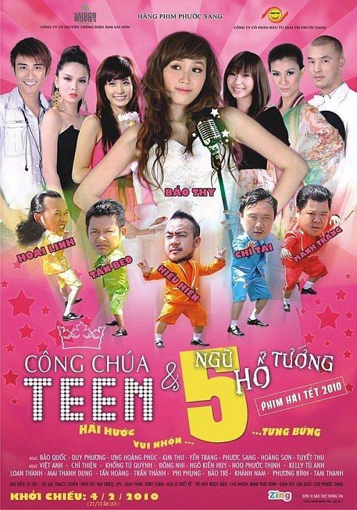 xem-va-tai-phim-Cong-Chua-Teen-Va-Ngu-Ho-Tuong-2010