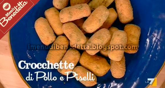 crocchette di pollo e piselli di benedetta parodi Crocchette-pollo-e-piselli