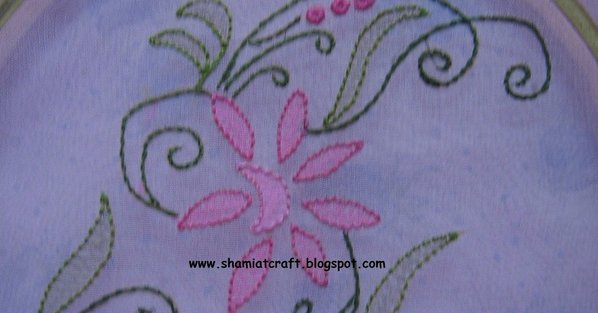 My Craft Works Chikankari Embroidery - Kurti