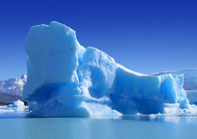 upsala glaciar