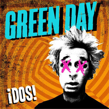 dos cover art work green day