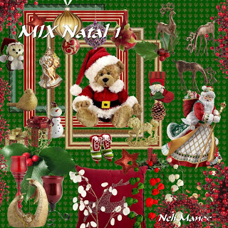KIT MIX NATAL 1    -    FREEBIE