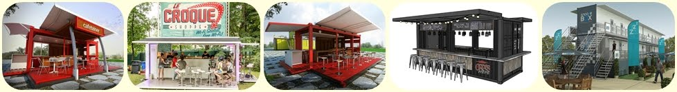 Container Cafe Design Klik