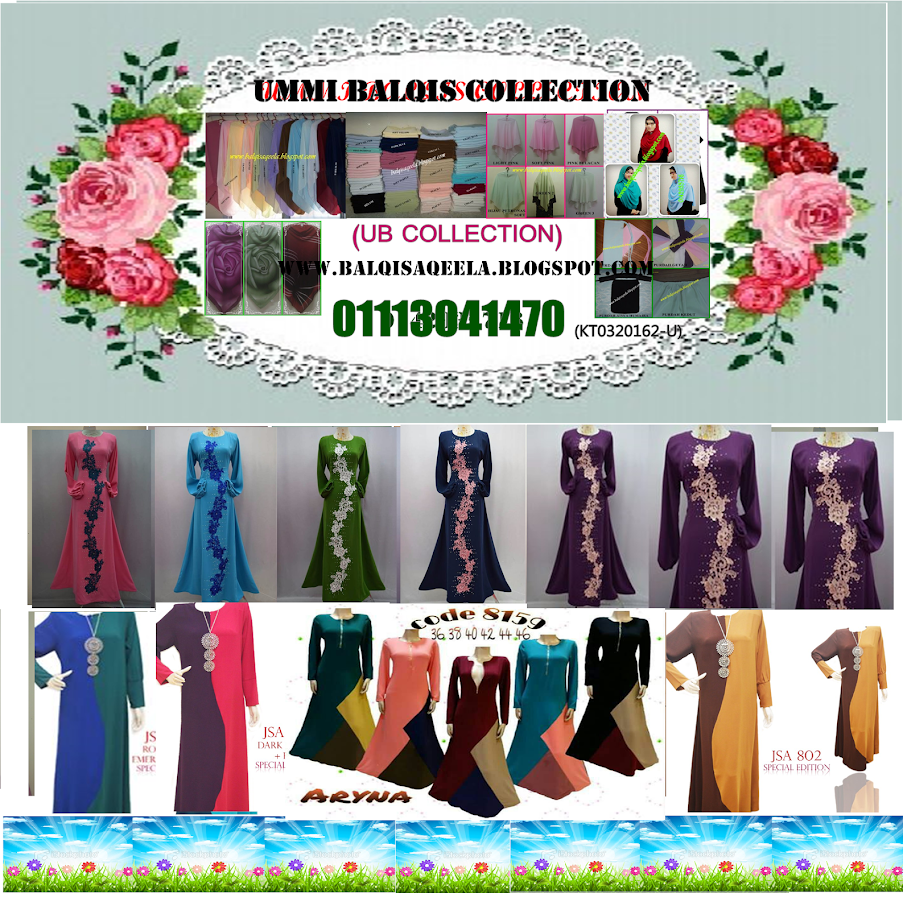 UMMI BALQIS COLLECTION
