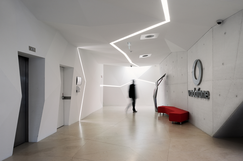 DIMSCALE Blog: ARCHITECTURE REFERENCES - Vodafone Headquarters