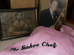 Visit me at theyankeechef.com