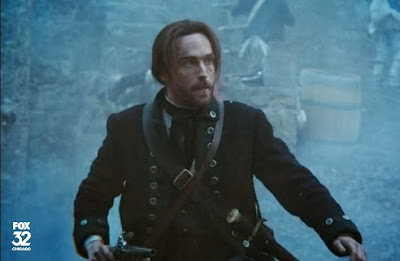 Sleepy Hollow Ichabod Crane Revolutionary War Tom Mison pilot screencaps