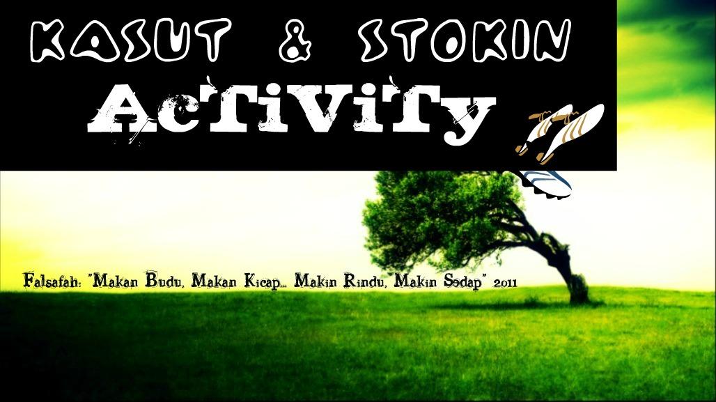 Kasut & Stokin Activity