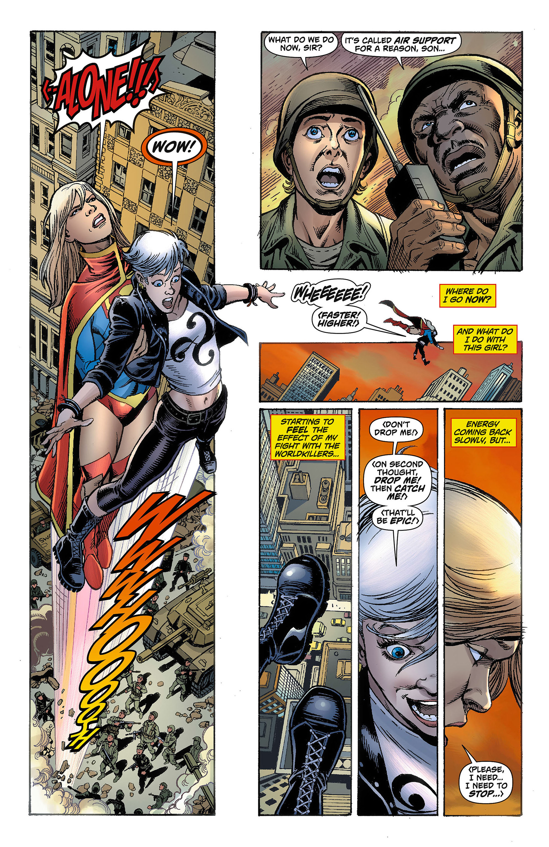 Supergirl (2011) Issue #8 #10 - English 6