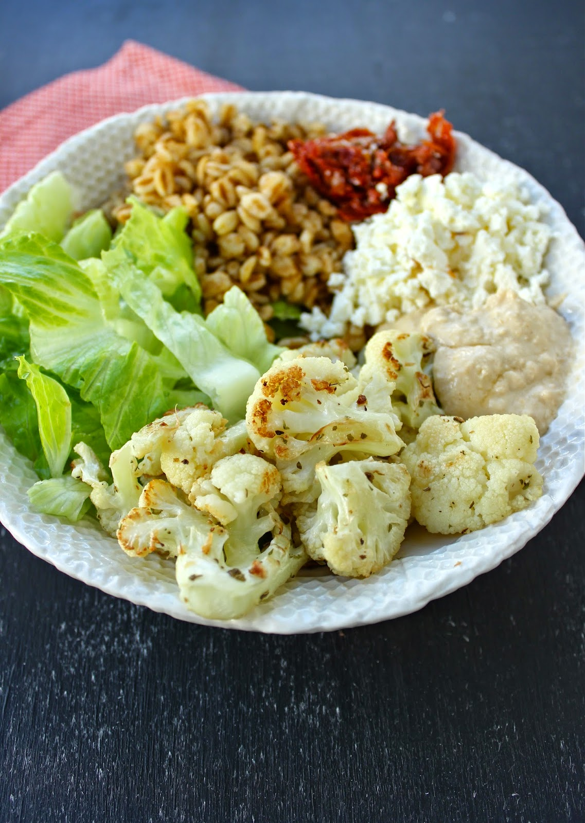 Stew or a Story: Lunch Bowls with Roasted Cauliflower ...
