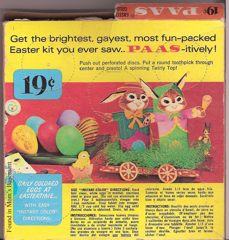 History S Dumpster Easter Egg Colouring Kits