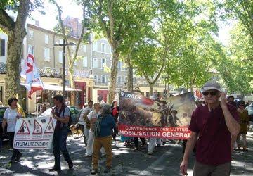 26 mai Marée populaire à Cahors
