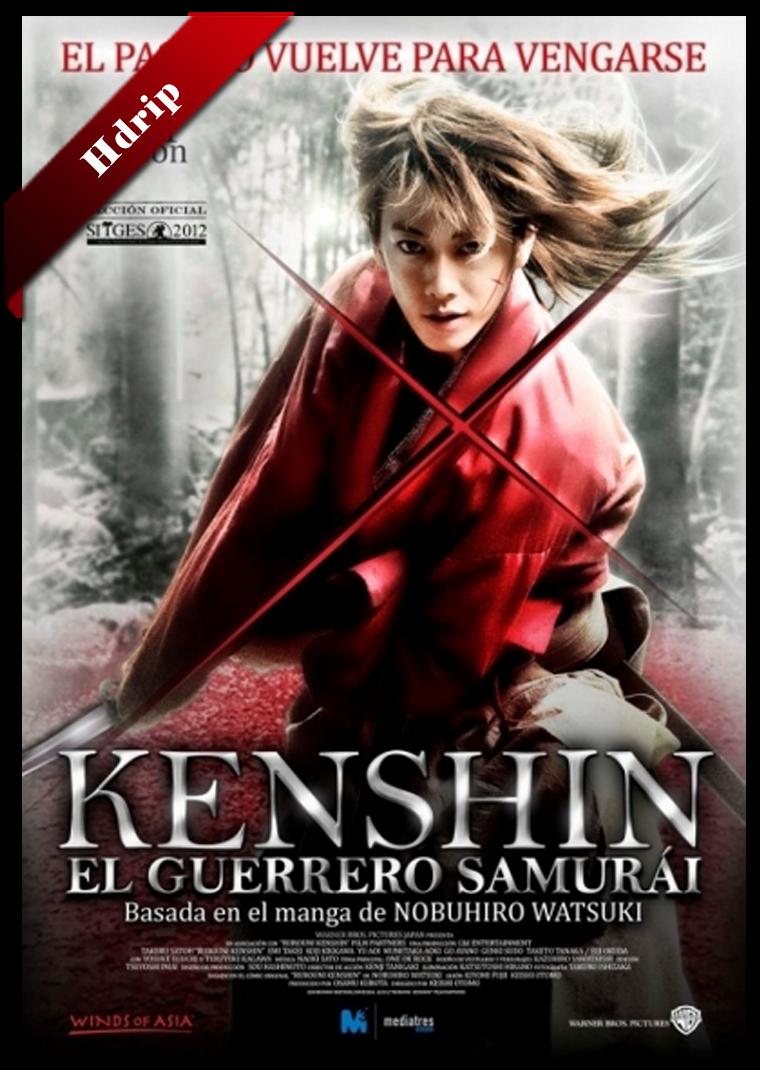 Kenshin el Guerrero Samurai Hdrip