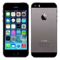 Harga Apple Iphone 5S 64GB Space Grey : Rp. 10,150,000