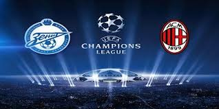 Zenit-St-Petersburg-AC Milan-champions-league-gironi-winningbet-pronostici