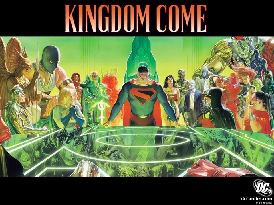 Kingdom Come - Wallpaper