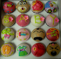 baby themed cuppies