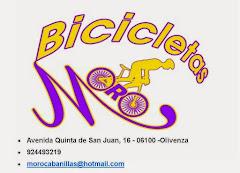 BICICLETAS MORO