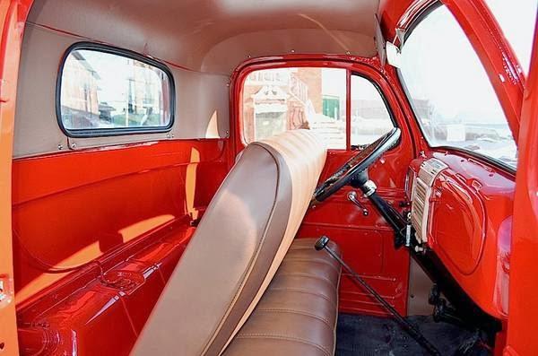 Auto Restorationice: 1950