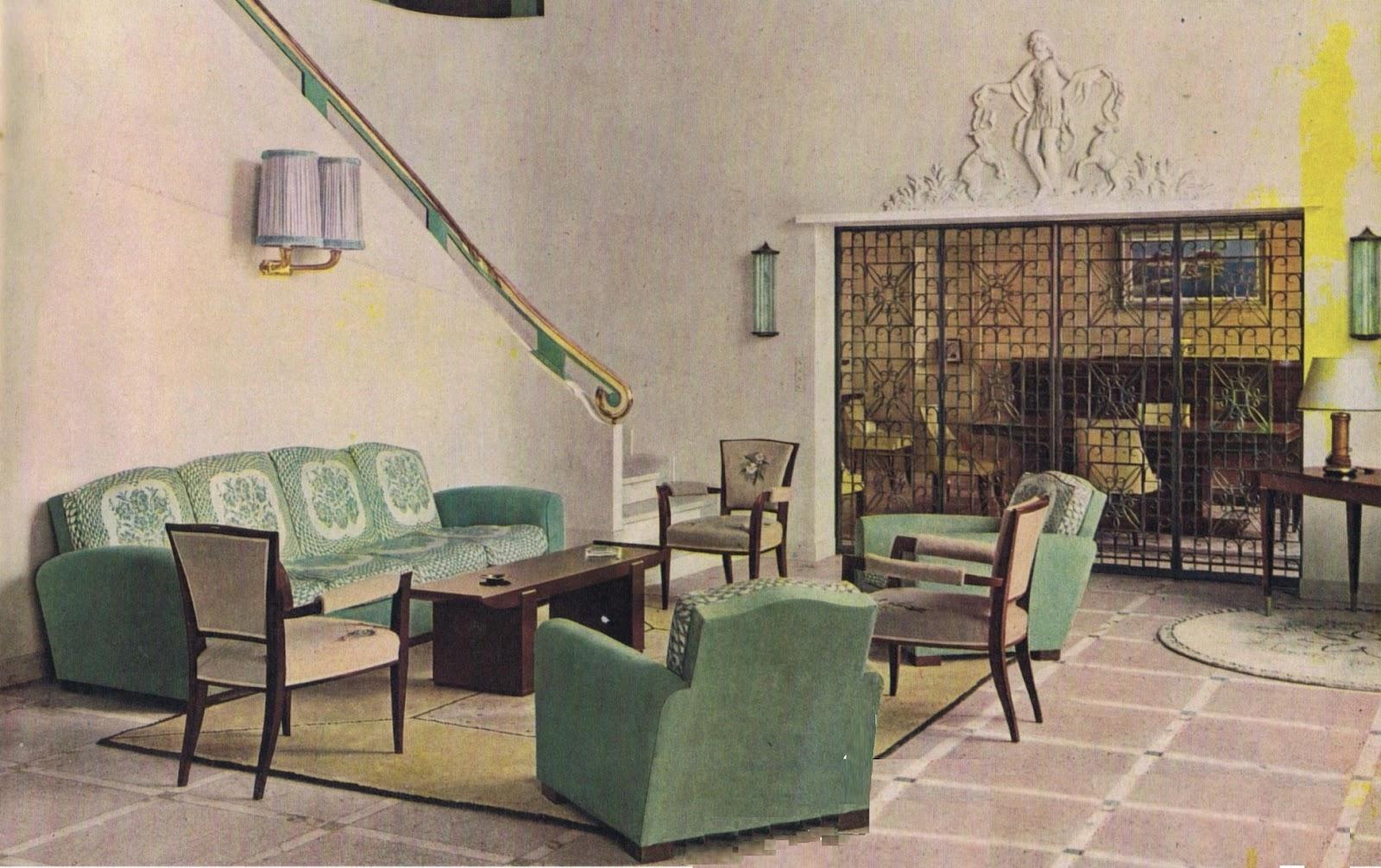 Art utile 1939 1945 collaboration images de france for Salon leleu