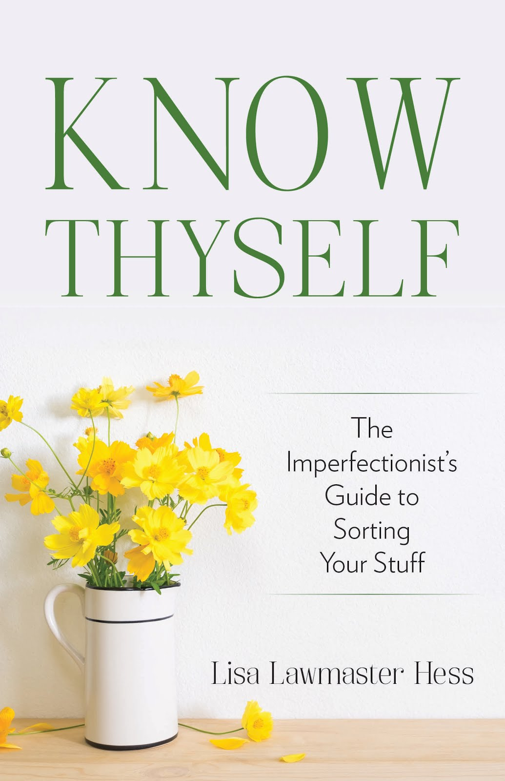 Read a sample of Know Thyself.
