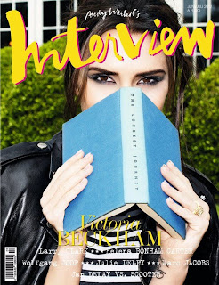 Interview Germany June/July 2012: Victoria Beckham
