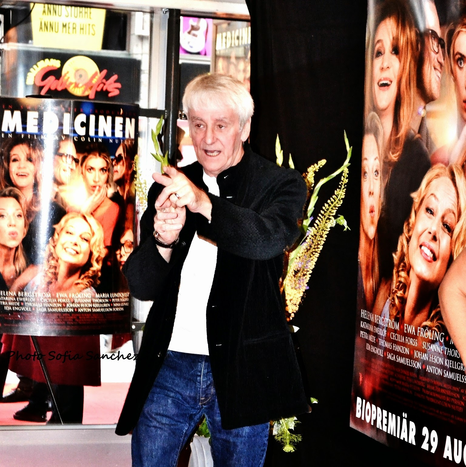 Colin Nutley 2013