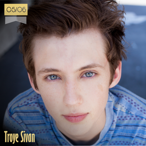 5 de junio | Troye Sivan - @troyesivan | Info + vídeos