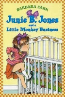 bookcover of Junie B. Jones and a Little Monkey Businessby Barbara Park #2