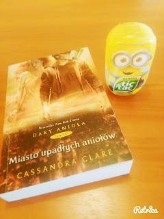 Dary Anioła- Miasto Upadłych Aniołów - Cassandra Clare ♥