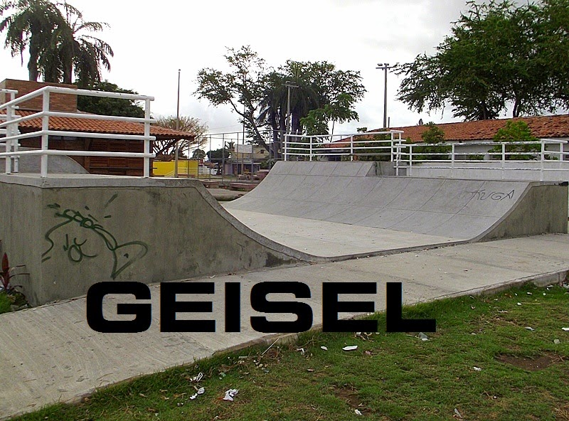 Mini Rampa: Geisel