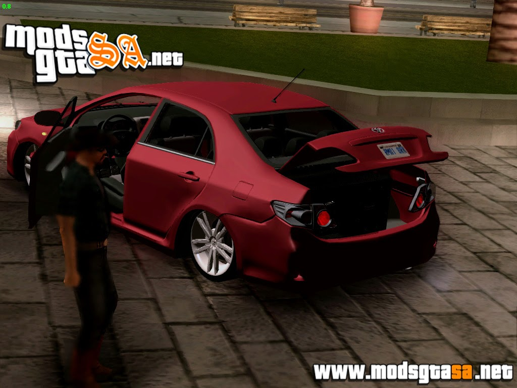 SA - Toyota Corolla + Fixa