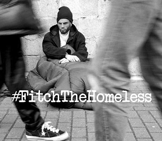 Abercrombie, Fitch, Mike Jeffries, Greg Karber, #FitchtheHomeless, abuse, exploitation