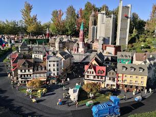 Divertimento a Legoland