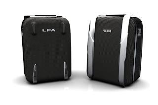 Lexus Luggage