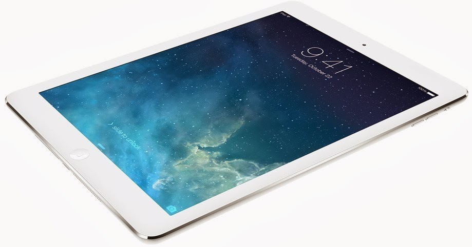 iPad Air: All the best inside – Still missing something