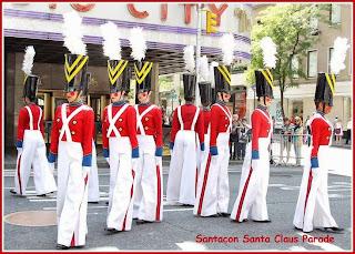 Santacon 2015 Christmas Santa Claus Parade Live