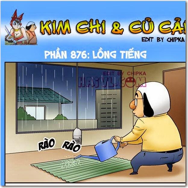 Kim Chi và Củ Cải phần 876 - Lồng Tiếng