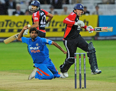 4th One Day Match India Vs. England